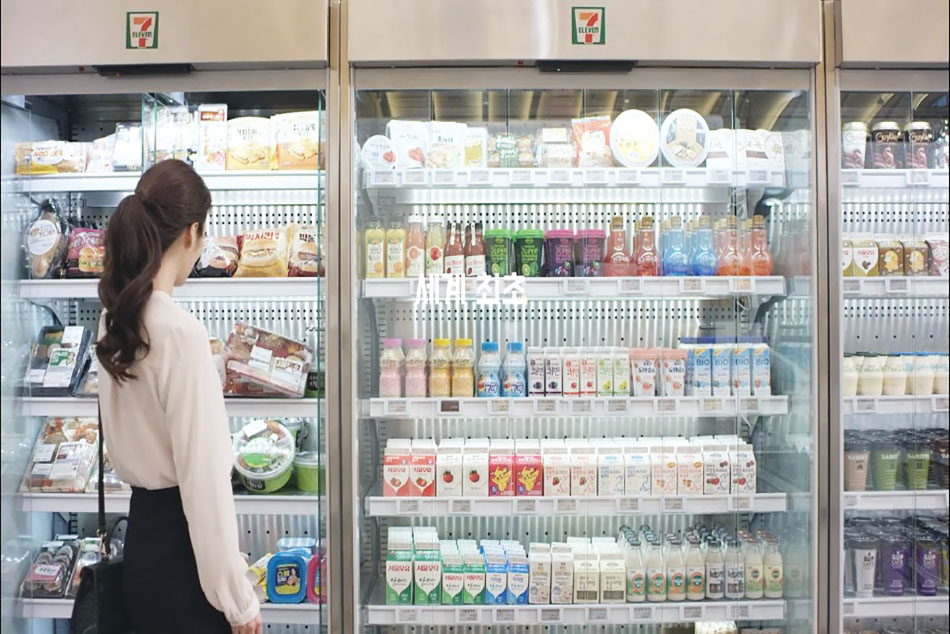 Smartflex protagonista del negozio del futuro