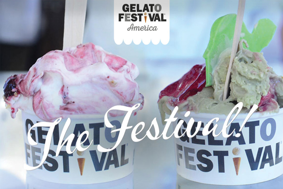 Gelato Festival America 2018 with ISA