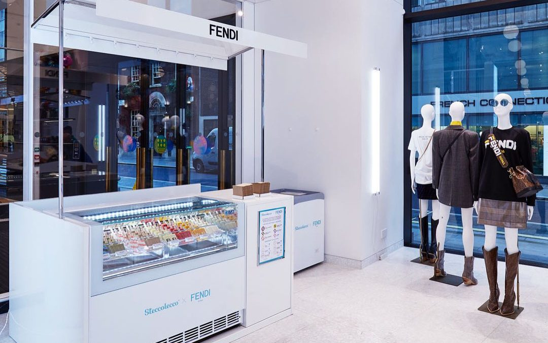 The high fashion chooses ISA for Selfridge in London