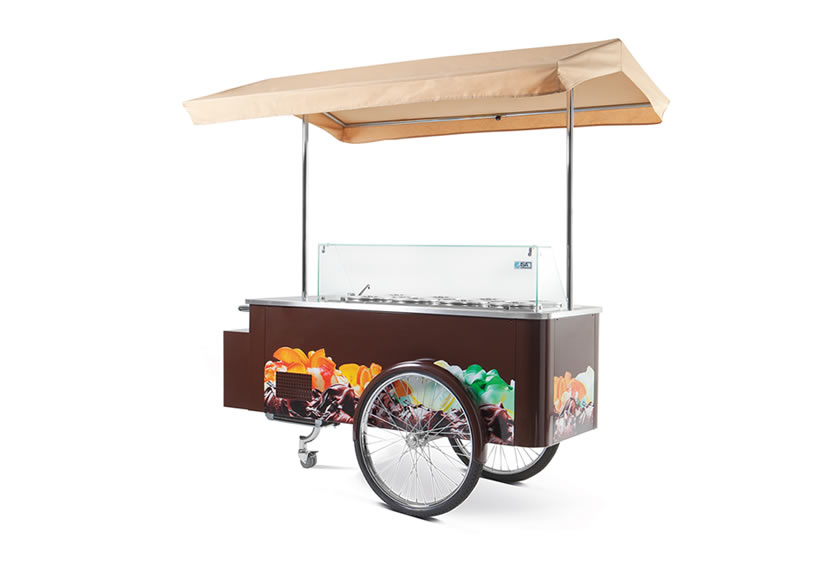 The Ice Cream Cart