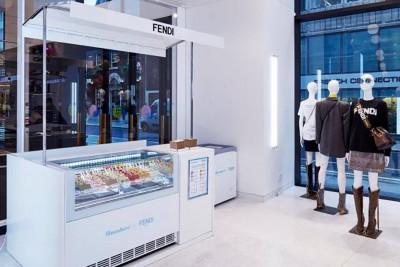 L'alta moda sceglie ISA per Selfridges a Londra