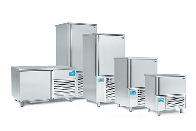 Commercial Refrigerators and Counters