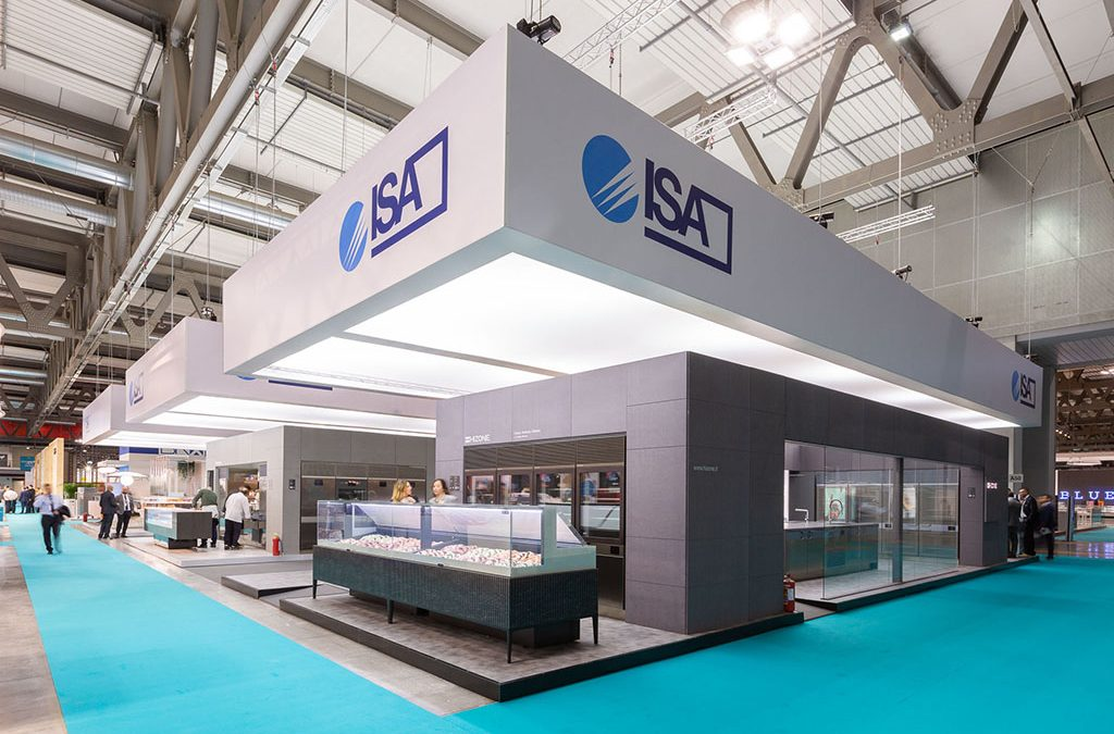 I grandi nomi del design internazionale scelgono ISA